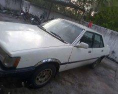 Cần bán lại xe Mitsubishi Galant năm sản xuất 1986, màu trắng giá 34 triệu tại Bình Định