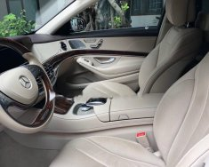 Cần bán gấp Mercedes S400L đời 2016, màu đen giá 3 tỷ 300 tr tại Tp.HCM