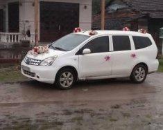 Cần bán gấp Nissan Grand livina năm 2011, màu trắng giá 230 triệu tại Đắk Lắk
