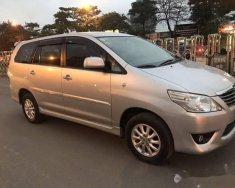 Bán ô tô Toyota Innova năm sản xuất 2013, màu bạc giá 495 triệu tại Hà Nội