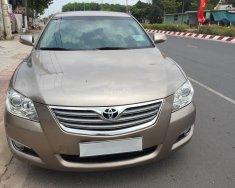 Bán Toyota Camry 3.5Q đời 2007, màu nâu giá 585 triệu tại Bình Dương