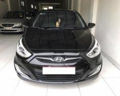 Cần bán xe Hyundai Accent 1.4 AT năm sản xuất 2014, màu đen, nhập khẩu giá 485 triệu tại Hà Nội