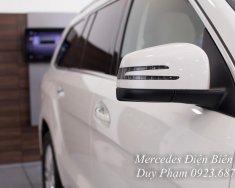 Cần bán xe Mercedes GLS350D 4MATIC sản xuất năm 2018, màu trắng, nhập khẩu giá 4 tỷ 100 tr tại Tp.HCM