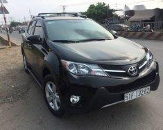 Bán Toyota RAV4 2015, màu đen, nhập khẩu giá 1 tỷ 100 tr tại Tp.HCM