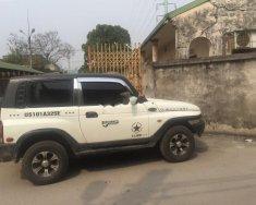 Bán xe Ssangyong Korando TX5 sản xuất năm 2004, màu trắng, nhập khẩu nguyên chiếc, 190 triệu giá 190 triệu tại Hà Nội