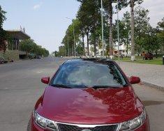 Cần bán lại xe Kia Forte SX 1.6 AT sản xuất 2011, màu đỏ số tự động giá 410 triệu tại Đồng Nai