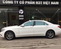 Bán xe Mercedes S400L SX 2015 màu trắng giá 3 tỷ 150 tr tại Hà Nội