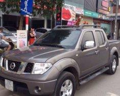 Bán Nissan Navara 2.5 AT sản xuất năm 2012, màu xám  giá 400 triệu tại Hà Nội