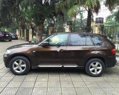 Bán ô tô BMW X5 3.0si đời 2007, màu nâu, nhập khẩu nguyên chiếc ít sử dụng, giá 680tr giá 680 triệu tại Hà Nội