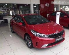 Bán ô tô Kia Cerato 1.6AT sản xuất 2017, màu đỏ, xe nhập giá 589 triệu tại Tp.HCM