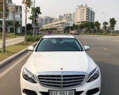Bán Mercedes C250 Exclusive năm sản xuất 2015, màu trắng, nhập khẩu nguyên chiếc giá 1 tỷ 349 tr tại Tp.HCM