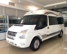 Bán xe Ford Transit Dcar Limounsine năm sản xuất 2018, màu trắng giá 1 tỷ 198 tr tại Hà Nội