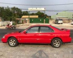 Bán Honda Accord đời 1995, màu đỏ, nhập khẩu   giá 130 triệu tại Tp.HCM