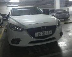 Cần bán gấp Mazda 3 đời 2016, màu trắng như mới, giá 720tr giá 720 triệu tại Tp.HCM