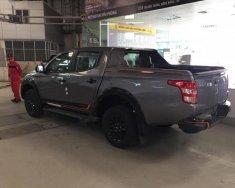 Bán Mitsubishi Triton Athlete 2018, màu xám, xe nhập  giá 742 triệu tại Hà Nội