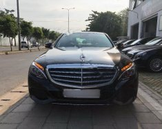 Bán Mercedes C250 năm 2015, màu đen chính chủ giá 1 tỷ 359 tr tại Tp.HCM