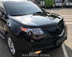 Bán Acura MDX đời 2012, màu đen, xe nhập chính chủ giá 1 tỷ 850 tr tại Tp.HCM