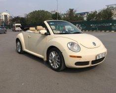 Bán Volkswagen New Beetle sản xuất năm 2009, màu kem (be), xe nhập giá 700 triệu tại Hà Nội