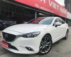 Cần bán gấp Mazda 6 sản xuất 2017, màu trắng chính chủ, 999tr giá 999 triệu tại Hà Nội
