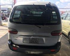 Bán Hyundai Starex 2004, màu bạc, nhập khẩu nguyên chiếc, giá chỉ 210 triệu giá 210 triệu tại Tp.HCM
