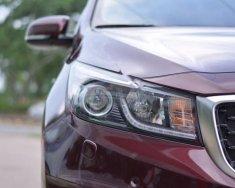 Bán xe Kia Sedona GATH đời 2018, màu đỏ giá 1 tỷ 409 tr tại Bình Dương