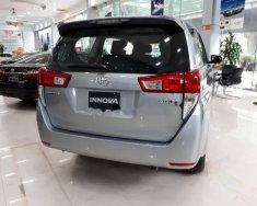 Bán Toyota Innova 2.0G 2018, màu bạc, 817 triệu giá 817 triệu tại Hà Nội
