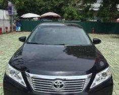 Bán xe Toyota Camry sản xuất năm 2012, màu đen như mới giá 935 triệu tại Hà Nội