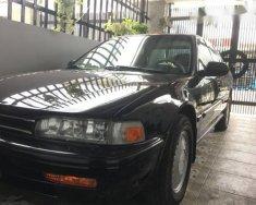 Bán xe Honda Accord SX 1991, màu đen, nhập khẩu giá 98 triệu tại Bình Dương