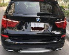 Cần bán lại xe BMW X3 20i năm 2015, màu đen, xe nhập ít sử dụng giá 1 tỷ 800 tr tại Tp.HCM