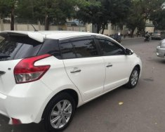 Bán Toyota Yaris 1.5 AT 2017, màu trắng đẹp như mới giá 685 triệu tại Hà Nội