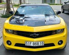 Cần bán gấp Chevrolet Camaro sản xuất 2011, màu vàng, xe nhập giá 1 tỷ 190 tr tại Tp.HCM