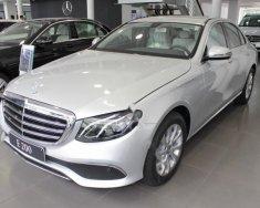 Cần bán Mercedes E200 sản xuất năm 2018, màu bạc giá 2 tỷ 99 tr tại Hà Nội