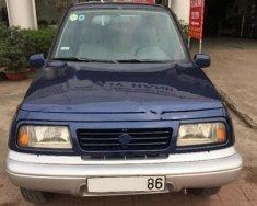 Chính chủ bán Suzuki Vitara JLX đời 2004, màu xanh  giá 208 triệu tại Hà Nội