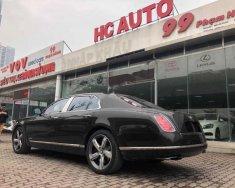 Bán ô tô Bentley Mulsanne Speed đời 2016, màu nâu, xe nhập giá 6 tỷ 800 tr tại Hà Nội