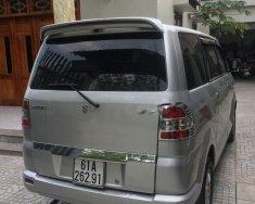 Cần bán gấp Suzuki APV năm 2007, màu bạc giá 235 triệu tại Bình Dương