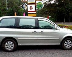 Cần bán Kia Carnival 2009, màu bạc chính chủ giá 319 triệu tại Tp.HCM
