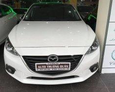 Bán Mazda 3 đời 2016, màu trắng giá 640 triệu tại Hải Phòng
