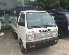 Suzuki 5 tạ Carry Truck 2018 giá cạnh tranh, khuyến mãi thuế trước bạ giá 244 triệu tại Hà Nội