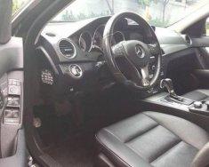 Bán Mercedes C200 năm sản xuất 2011, màu đen giá cạnh tranh giá 1 tỷ 600 tr tại Tp.HCM