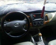 Cần bán gấp Toyota Innova E đời 2009, màu bạc xe gia đình giá cạnh tranh giá 400 triệu tại Bình Phước