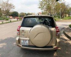 Bán xe Toyota RAV4 đời 2009, màu vàng, nhập khẩu nguyên chiếc, giá tốt giá 759 triệu tại Hà Nội
