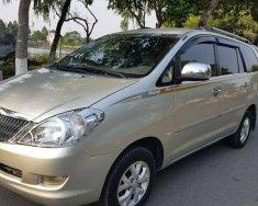Gia đình bán xe Toyota Innova 2.0G 2006, màu vàng giá 338 triệu tại Đồng Tháp
