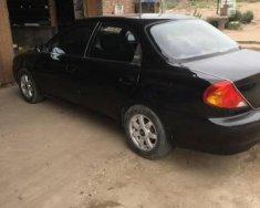 Cần bán xe Kia Spectra năm sản xuất 2003, màu đen giá 115 triệu tại Hà Nội