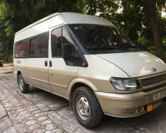 Cần bán lại xe Ford Transit 2004, hai màu trắng - vàng cát giá 175 triệu tại Hà Nội