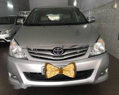 Cần bán gấp Toyota Innova năm 2011, màu bạc số sàn giá 475 triệu tại Bình Dương