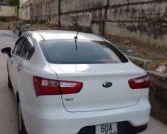 Bán Kia Rio năm 2015, màu trắng, nhập khẩu nguyên chiếc  giá 440 triệu tại Bình Dương