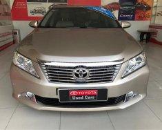 Bán xe Toyota Camry 2.5 G đời 2012, màu vàng giá 830 triệu tại Tp.HCM