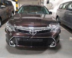 Bán xe Toyota Camry 2.5Q sản xuất 2018, màu nâu giá 1 tỷ 262 tr tại Tp.HCM