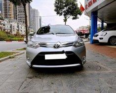 Bán Toyota Vios SX 2017, màu bạc giá 535 triệu tại Hà Nội