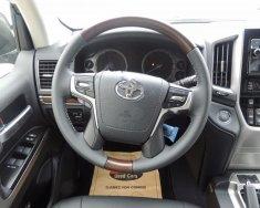 Bán Toyota Land Cruiser VX 4.6 V8 2016, màu đen, xe nhập giá 3 tỷ 780 tr tại Hà Nội